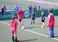 DFB-Aktionstag auf dem Minispielfeld