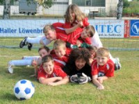 Turnier der E-Junioren in Amrichshausen