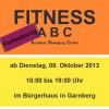 Das Fitness-ABC