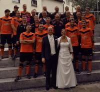 Hochzeit von Tina und Mäxi