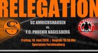 1. Relegationsspiel der Vereinsgeschichte