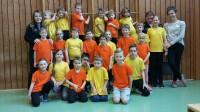 Kinder der SG Garnberg und des SC Amrichshausen erfolgreich bei Hallenwettkämpfen