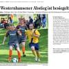 Spiel des SCA gegen Dörzbach/Klepsau