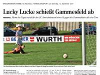 Unser Mikel LUCKY LUCKE