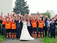 Hochzeit von Ulla und Hagge