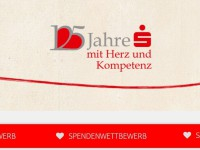 Sparkassenaktion – Spendenwettbewerb – wir machen mit – stimmt für uns !!!