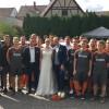 Hochzeit von Anni und Mathi!
