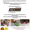 #BEACTIVE 23.-30. September