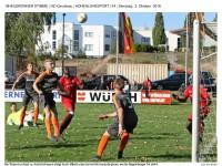 Das Lokalderby gegen den FC Phoenix Nagelsberg