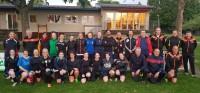 Gemeinsames Trainingsspiel Frauenmannschaft & AH