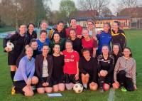 NEU: Frauenfußball beim SCA