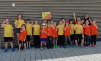 Erfolgreiche Teilnahme beim Kreiskinderturnfest