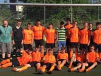A-Jugend steigt in die Bezirksliga auf!