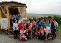 Sommerausflug der  Gymnastik- und Pilatesgruppe
