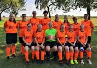 1. Pokalspiel der Frauenmannschaft