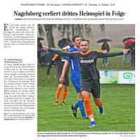 Spielbericht zum Heimspiel gegen den SV Harthausen