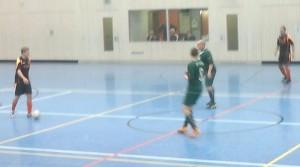 Fussball SC Amrichshausen Hallenturnier