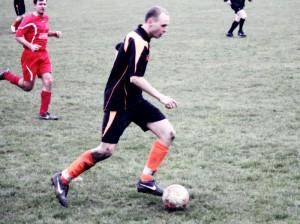 Tobias Kempf Fußball SCA