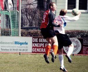 Reservespiel TSV Bitzfeld - SC Amrichshausen Benjamin Brechtel