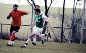 Simon Wagner SC Amrichshausen Fußball